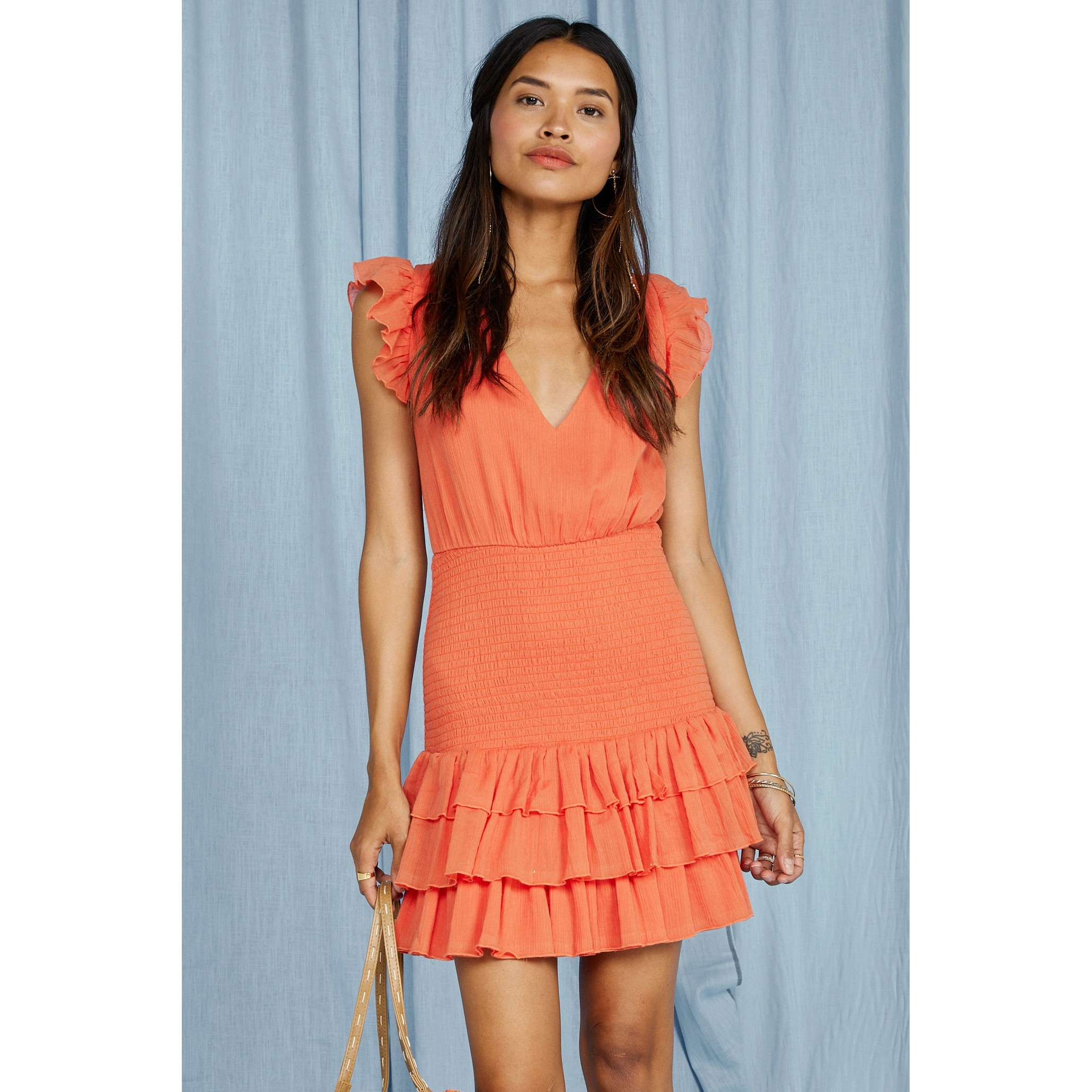 Loewy Mini Dress