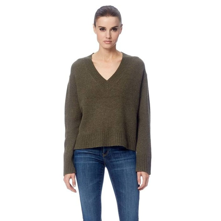 360 Sweater Daisy Sweater (Olive)