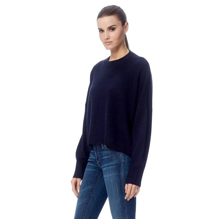 Makayla Sweater (Navy)