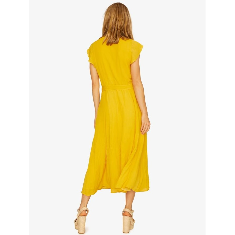 Eden Dress (Desert Marigold)