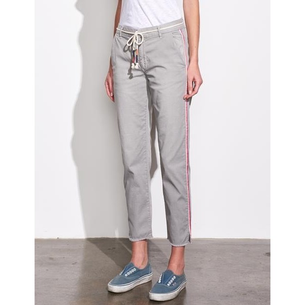 n 60 Straight Trouser (Silver)
