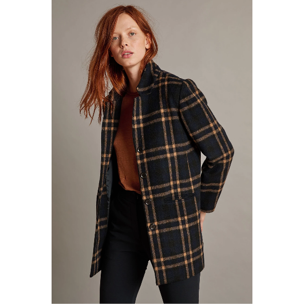 Jasmann04 Jacket (Plaid)