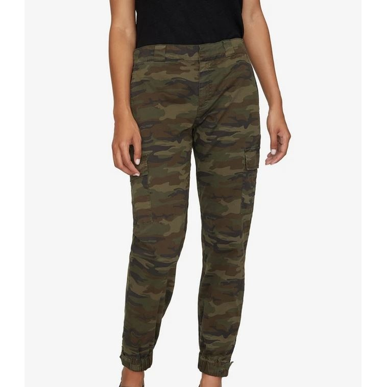 Sanctuary Commander Cargo Pant (Little Hero Camo)