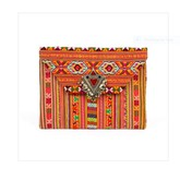 JADEtribe Summer Envelope Clutch (Multi)