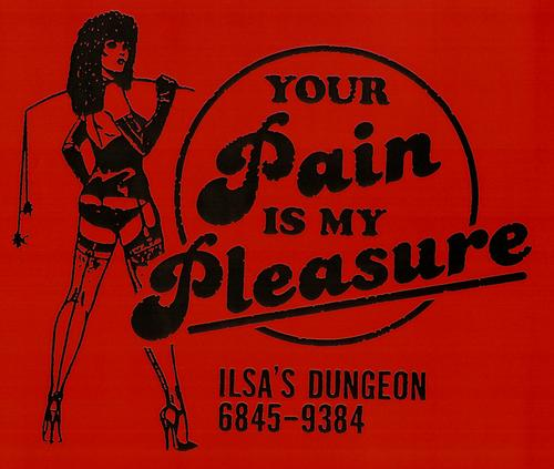 Pain is Pleasure Transfer