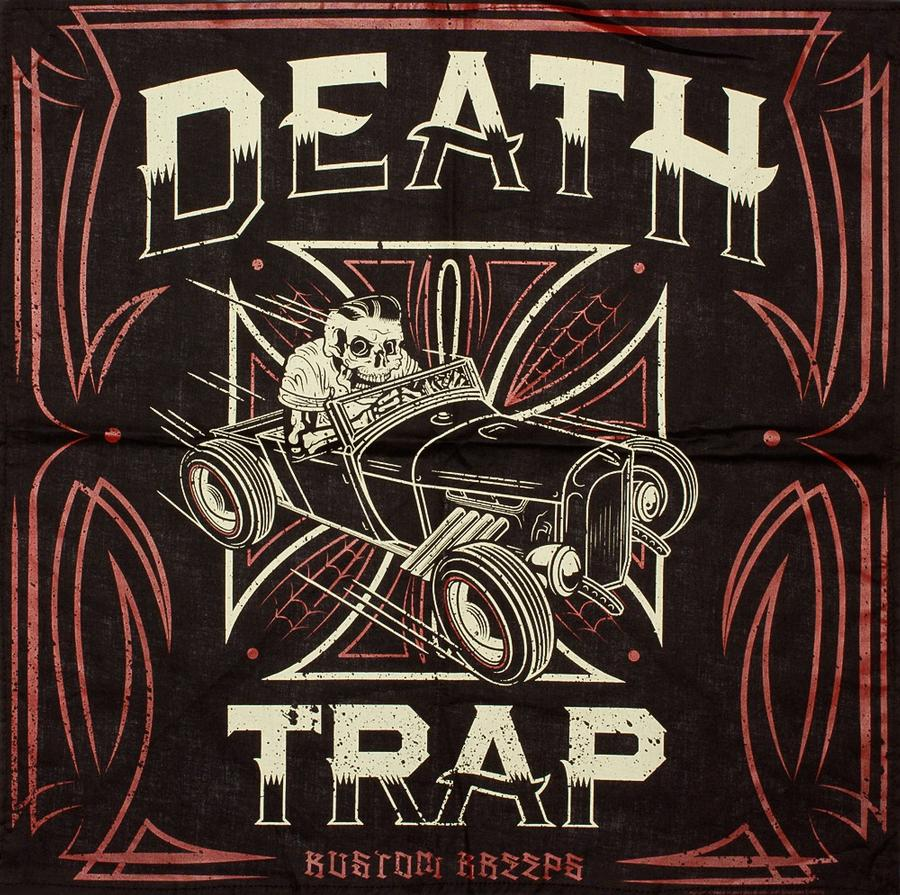 Death Trap Bandana