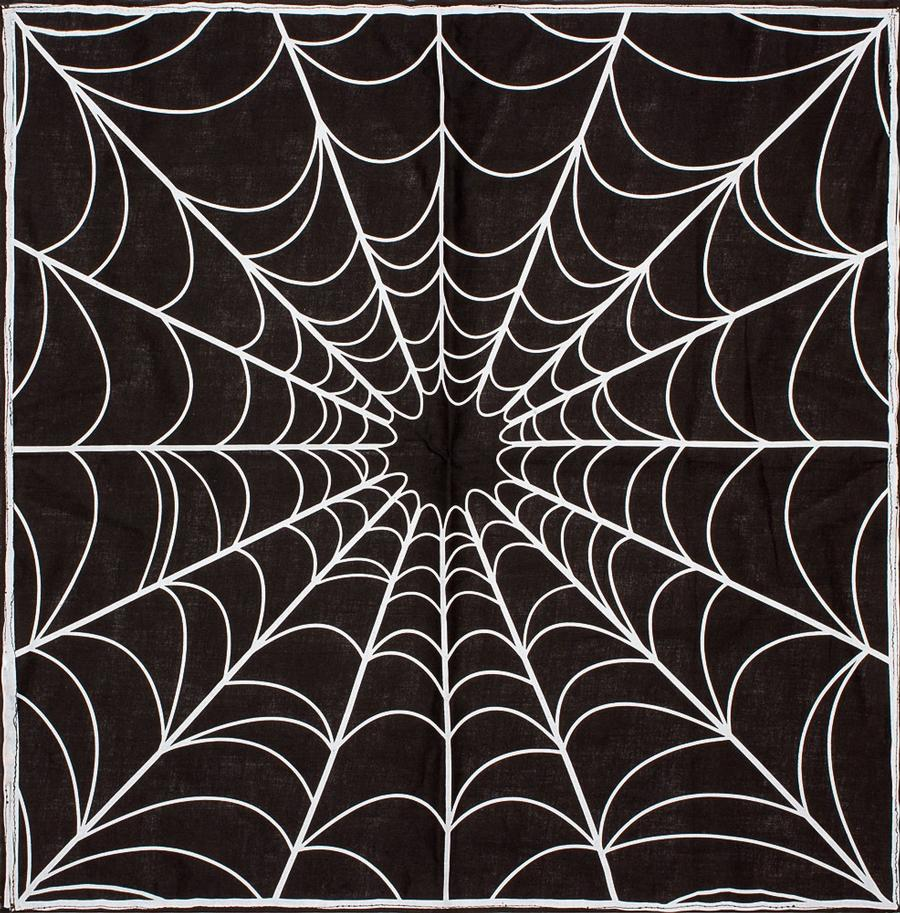 Spiderweb Bandana