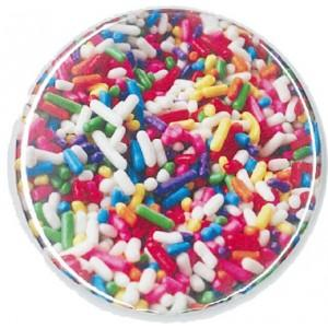 Sprinkles Compact Mirror