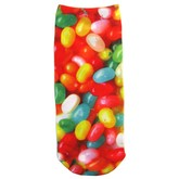 Jelly Beans Ankle Socks