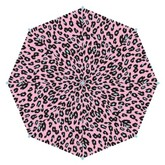 Pink Leopard Umbrella