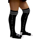Over the Knee Live Fast Socks