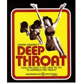 Deep Throat Poster Transfer