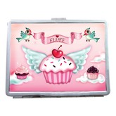 Cupcake Heaven ID Case