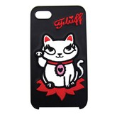 Geisha Cat IPhone 4/4S Case