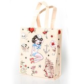 Suzy Sailor Reusable Shopper Bag