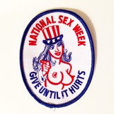 National Sex Week patches