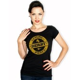 Derby Parts Scoop Neck Women's T-Shirt