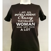 Educated Woman T-Shirt