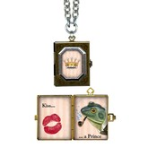 The Frog Prince Fairytale Locket Necklace