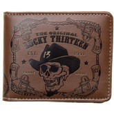 Bad Wrangler Billfold Wallet