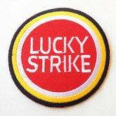 Broken Cherry Lucky Strike Patch