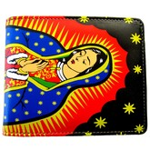 Virgin Mary Billfold Wallet