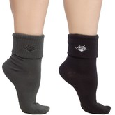 Sourpuss Web Socks Set