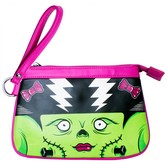Monster Dame Clutch Purse