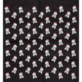 Sourpuss Lady Skull Bandana