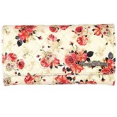 Lucky 13 Vintage Rose Wallet