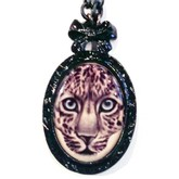 Amur Leopard Necklace