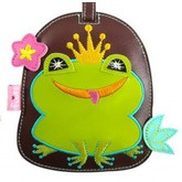 Frog Funky Animal Luggage Tag