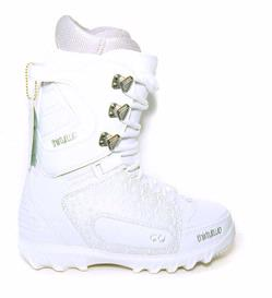 W's LASHED '08(WHITE/SILVER)