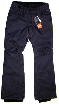 WOODERSON PANT (INDIGO RINSE)