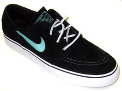 NIKE ZOOM STEFAN JANOSKI (BLK./MINT)