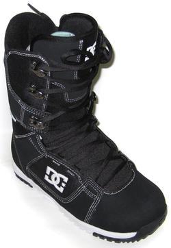 2012 PARK BOOT (BLACK/WHITE)