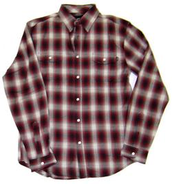 Shadow Plaid Flannel