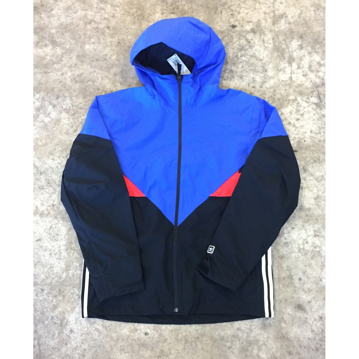 Premiere Riding Jacket (blk/wht/blu/red)