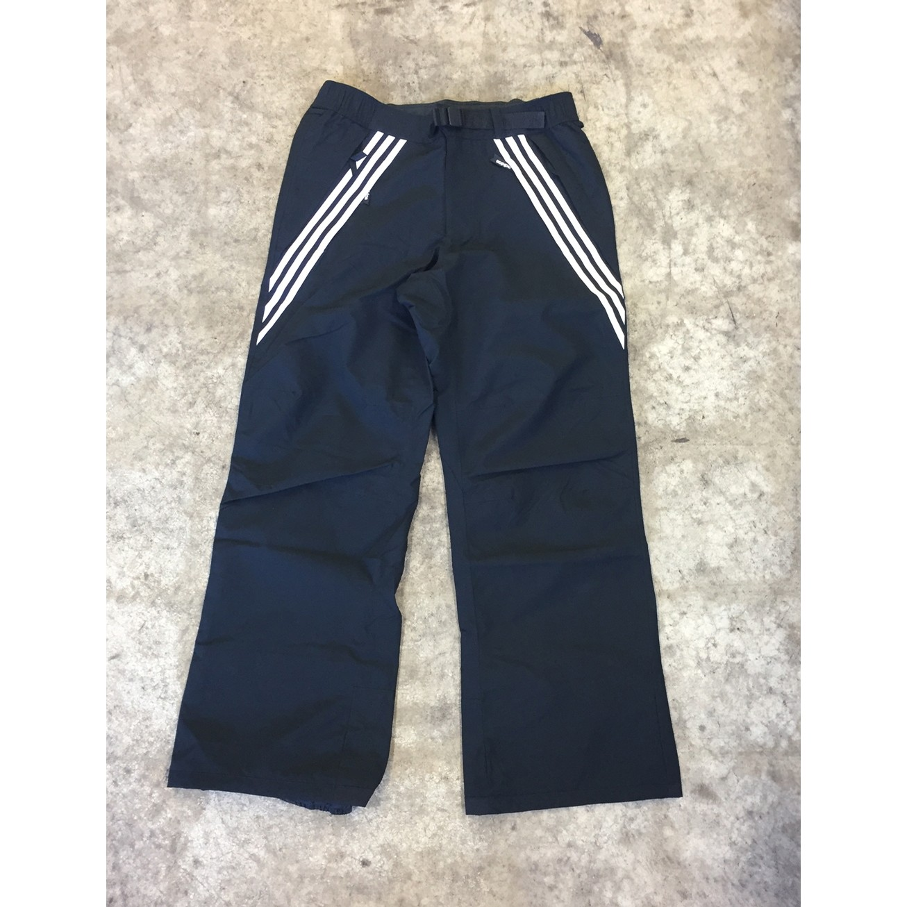 Riding Pant (blk/wht)