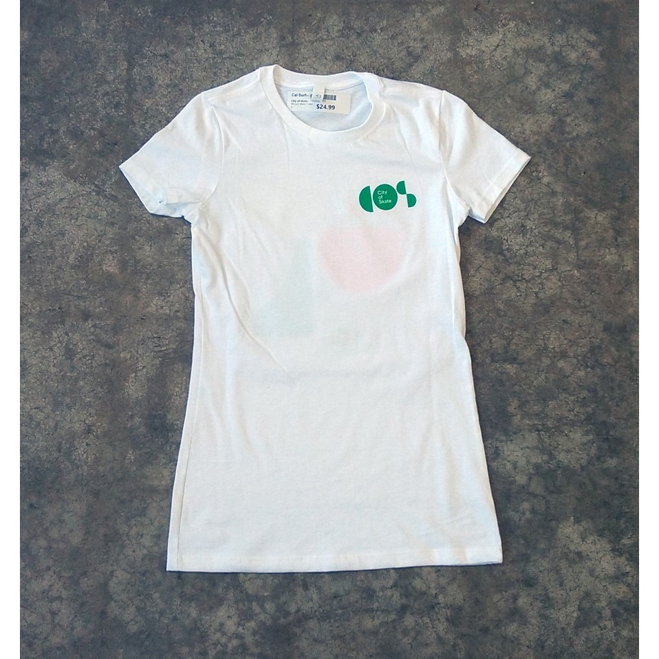 Women White T-shirt