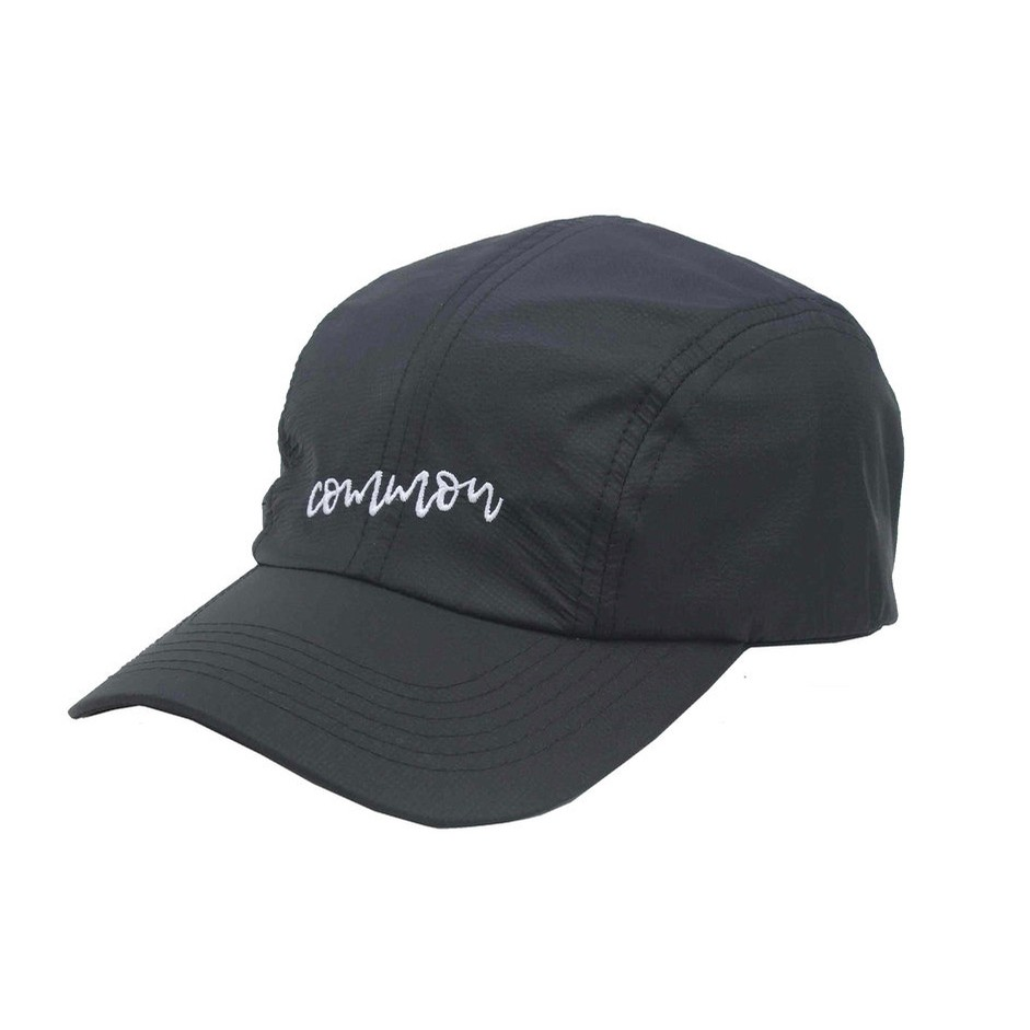 OG 4 Panel Runner Cap - Black
