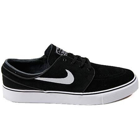 Boys Stefan Janoski BLACK/WHITE