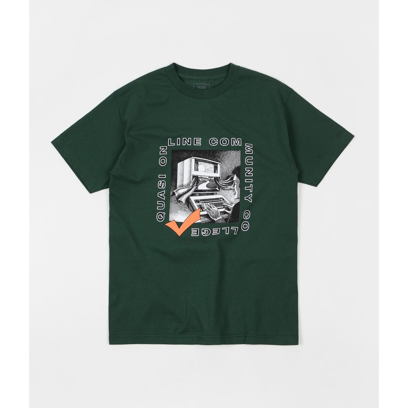 Online Tee - Forest