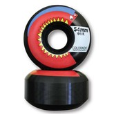 Colorado Skateboards Chomper Wheel (Black)