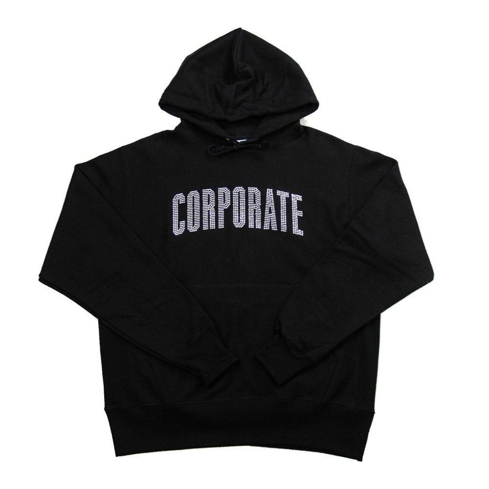 Corporate Crystals Hoodie