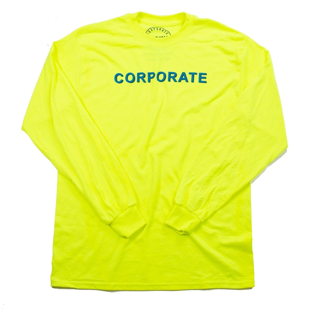 Go-Corp Long Sleeve (Volt)