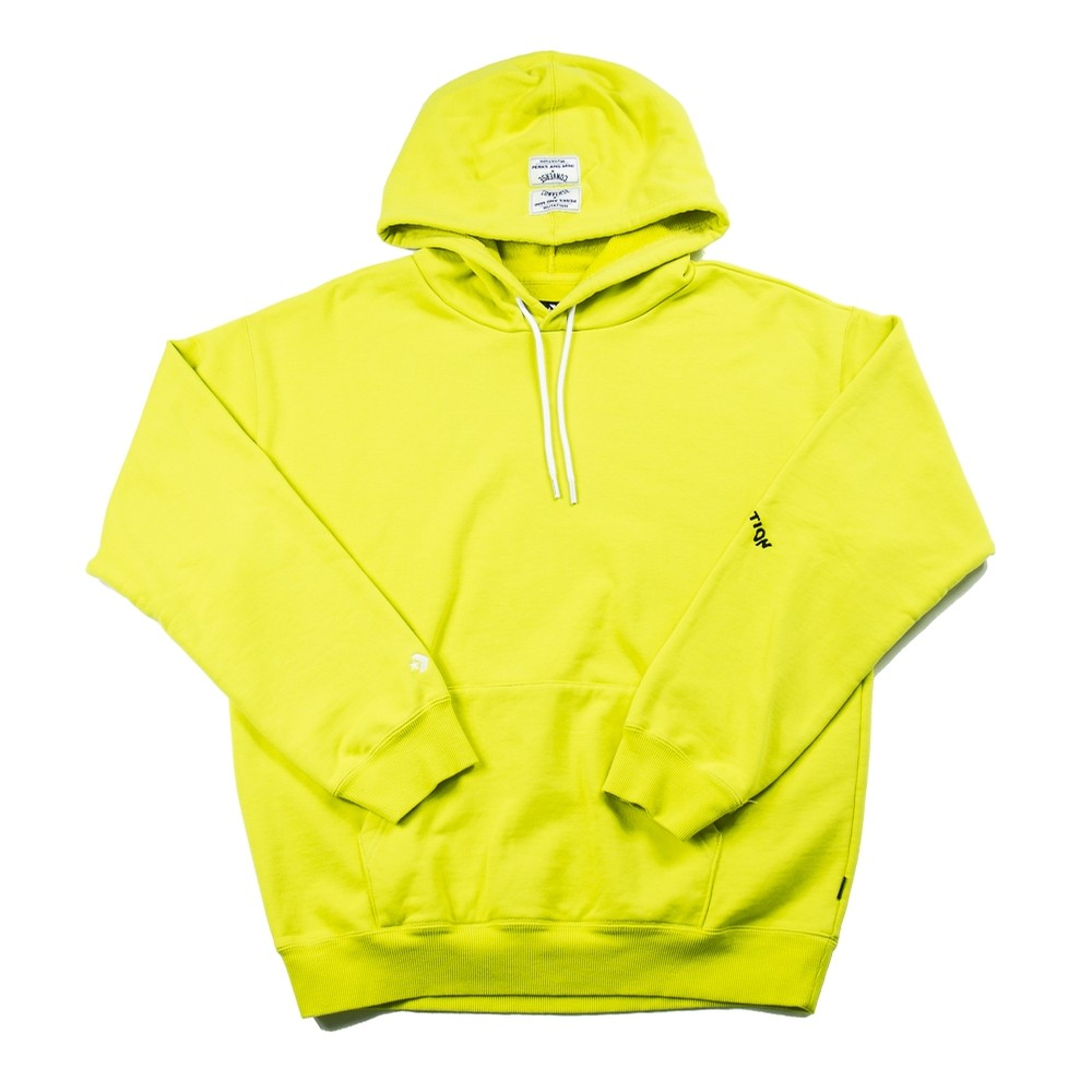 PAM Pull Over Hoodie (Green Sheen)