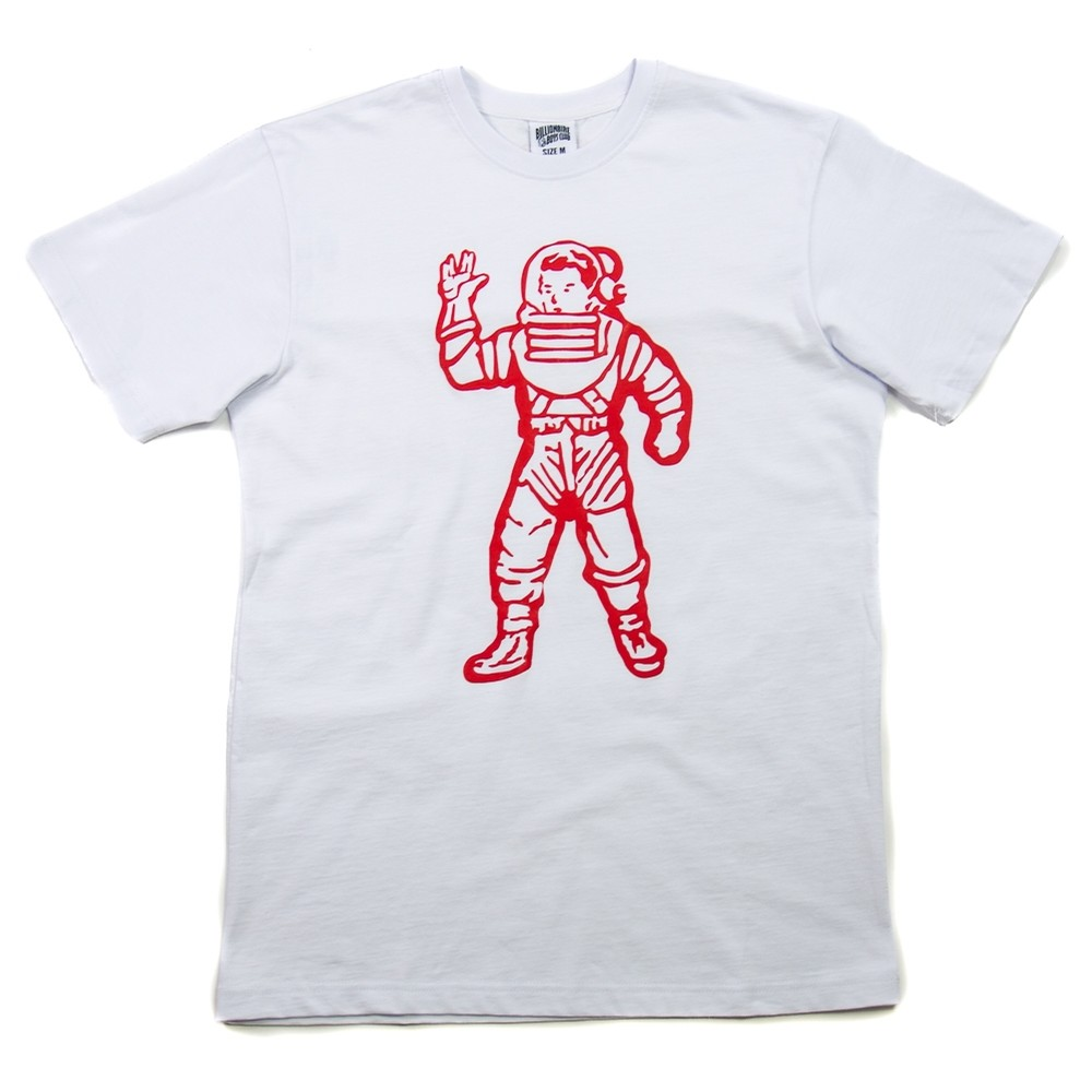 Billionaire Boys Club BB Puff Astronaut SS (White)