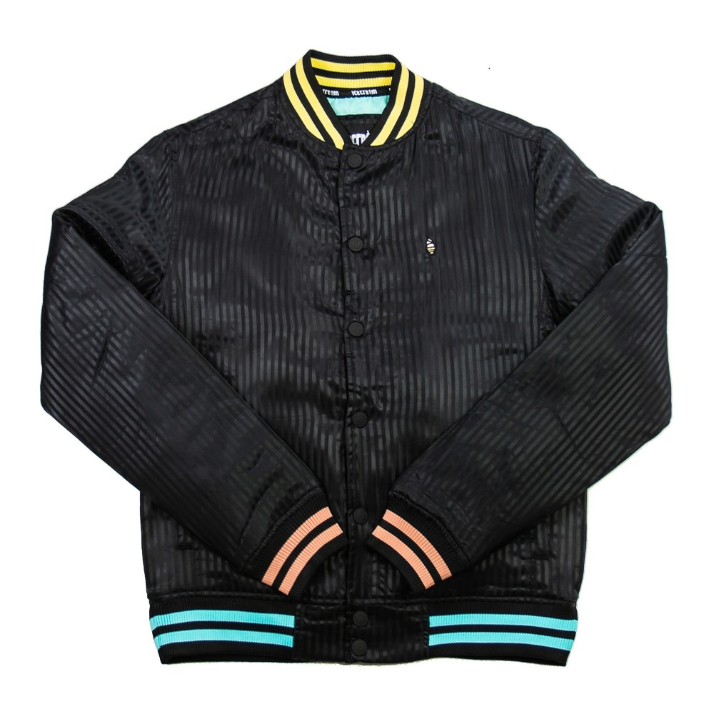 Ice Cream All Day Jacket (Black)