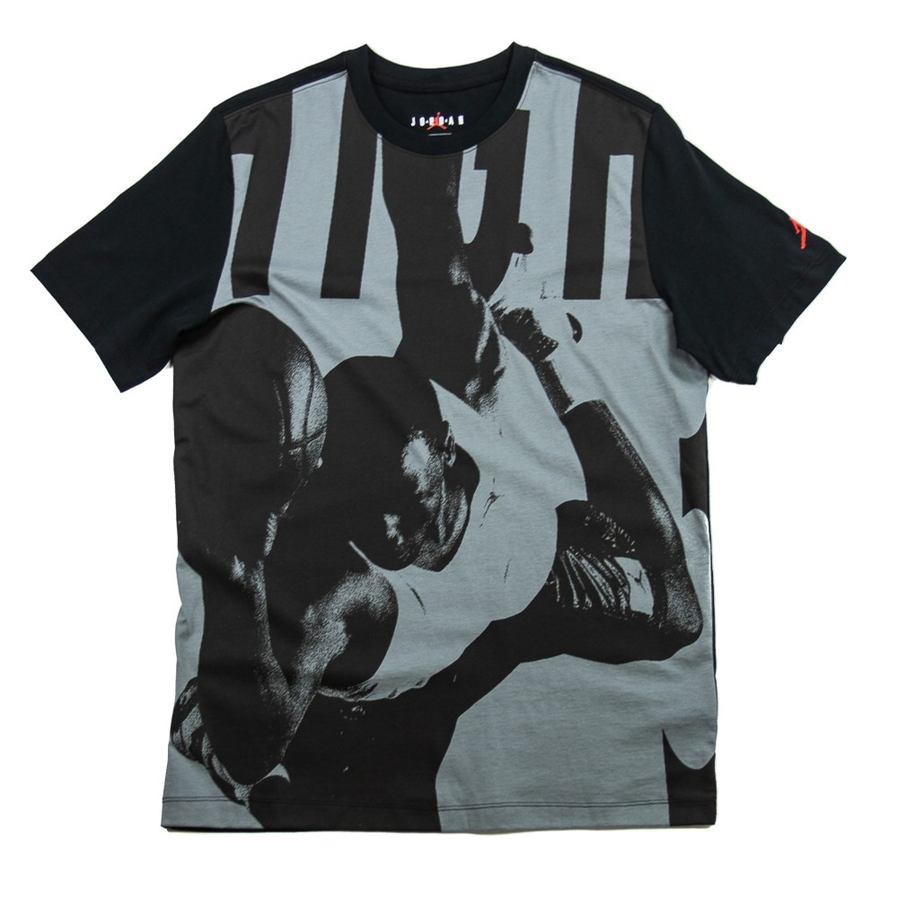 Jumpman Air Tee (Black)